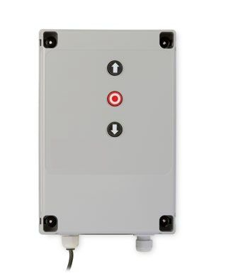 Universal control boxes