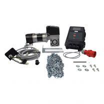 MFZ Operator kit for industrial overhead doors 100Nm/400V
