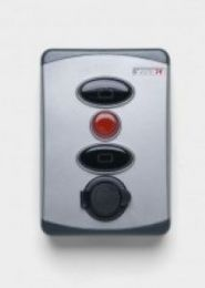 Marantec Push button with key switch Command 613