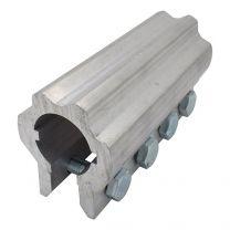 Crawford Shaft coupler - 35mm shaft