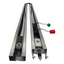 Marantec SZ-13-SL 2-piece guide rails with toothed belt