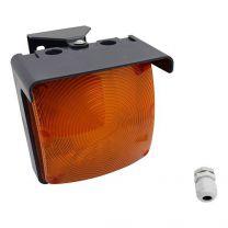 Traffic light LED - Orange