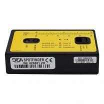 Spotfinder for BEA motion detectors