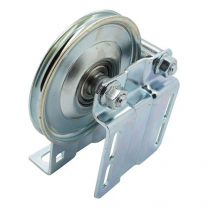 Cable pulley assembly VL - left version