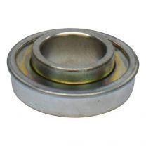 """Bearing for 1 1/4"""" shaft / outside diameter 64mm"""