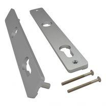 Lock plate - DIN left