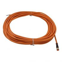 Connection cable 15m for light curtains and through-beam photo switches