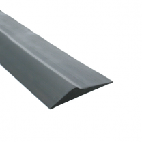 Rubber water weir profile