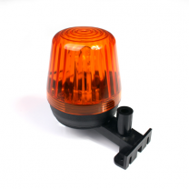 Flashing light (orange)
