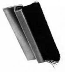 Brush strip, type H, length 3000mm