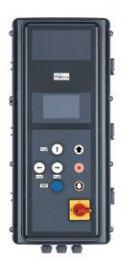 ProVision control box for telescopic lip dock levelers