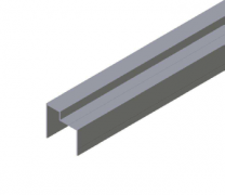 Adapter profile suitable for Crawford panels 6000mm