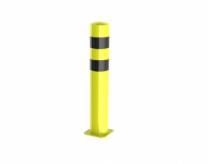 Set bollards, yellow, diameter 170mm