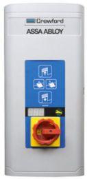 Crawford/Hafa control unit DLA - telescopic lip docklevellers